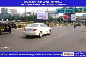 Global Advertisers - Hoarding in Mumbai