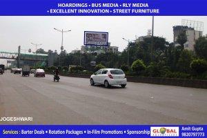 Satya 2 Promotion - Global Advertisers - Advertsing in Mumbai - Outdoor _ OOH