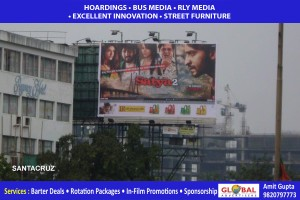Satya 2 Promotion - Global Advertisers - Movie Event Promotion