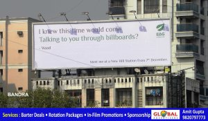 E&G - Outdoor Advertsing - Mumbai