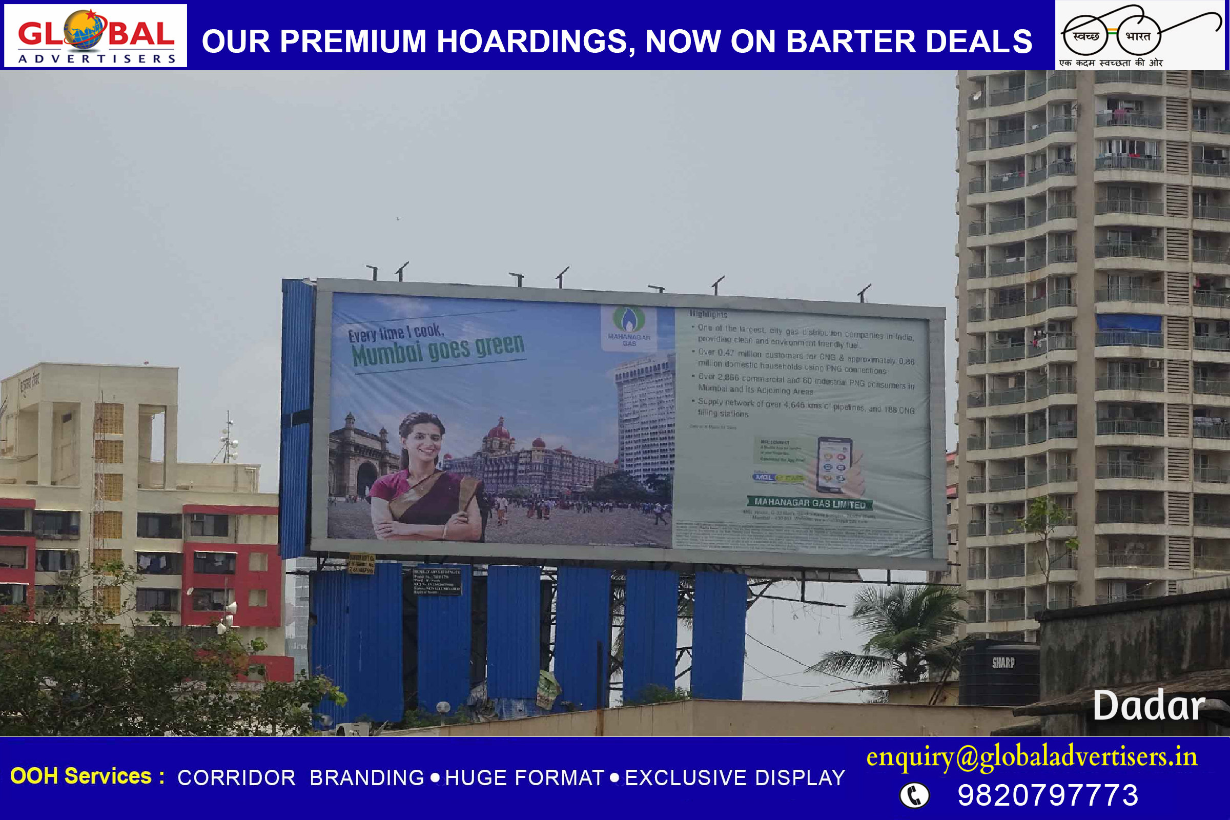Mahanagar Gas Limited Mgl Kick Started Their Outdoor
