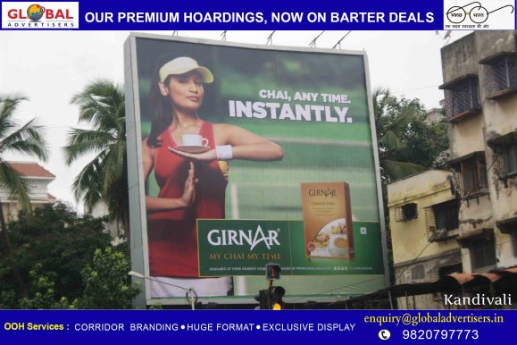 Girnar Tea Campaign - Global Advertisers.