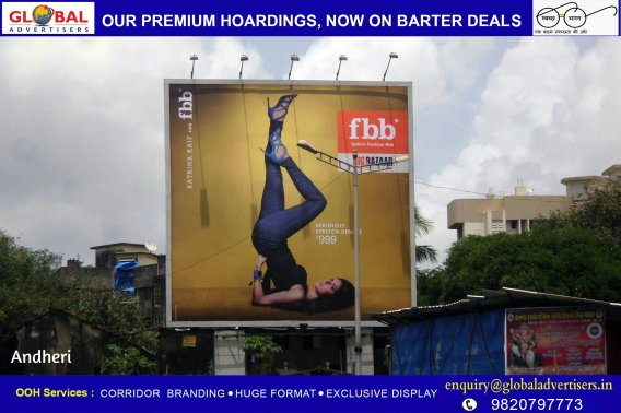 Fbb Outdoor Campaign Global Advertisers